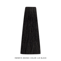 Inebrya Bionic Color, Matu krāsa 100 ml Nr. 1/0 Black