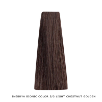 Inebrya Bionic Color, Matu krāsa 100 ml Nr. 5/3 Light Chestnut Golden
