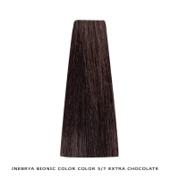 Inebrya Bionic Color, Matu krāsa 100 ml Nr. 5/7 Extra Chocolate