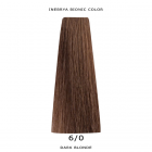 Inebrya Bionic Color, Matu krāsa 100 ml Nr. 6/0 Dark Blonde