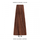 Inebrya Bionic Color, Matu krāsa 100 ml Nr. 6/4 Dark Blonde Copper