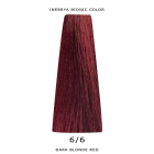 Inebrya Bionic Color, Matu krāsa 100 ml Nr. 6/6 Dark Blonde Red