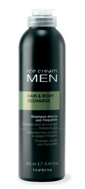 INEBRYA MEN HAIR & BODY RECHARGE